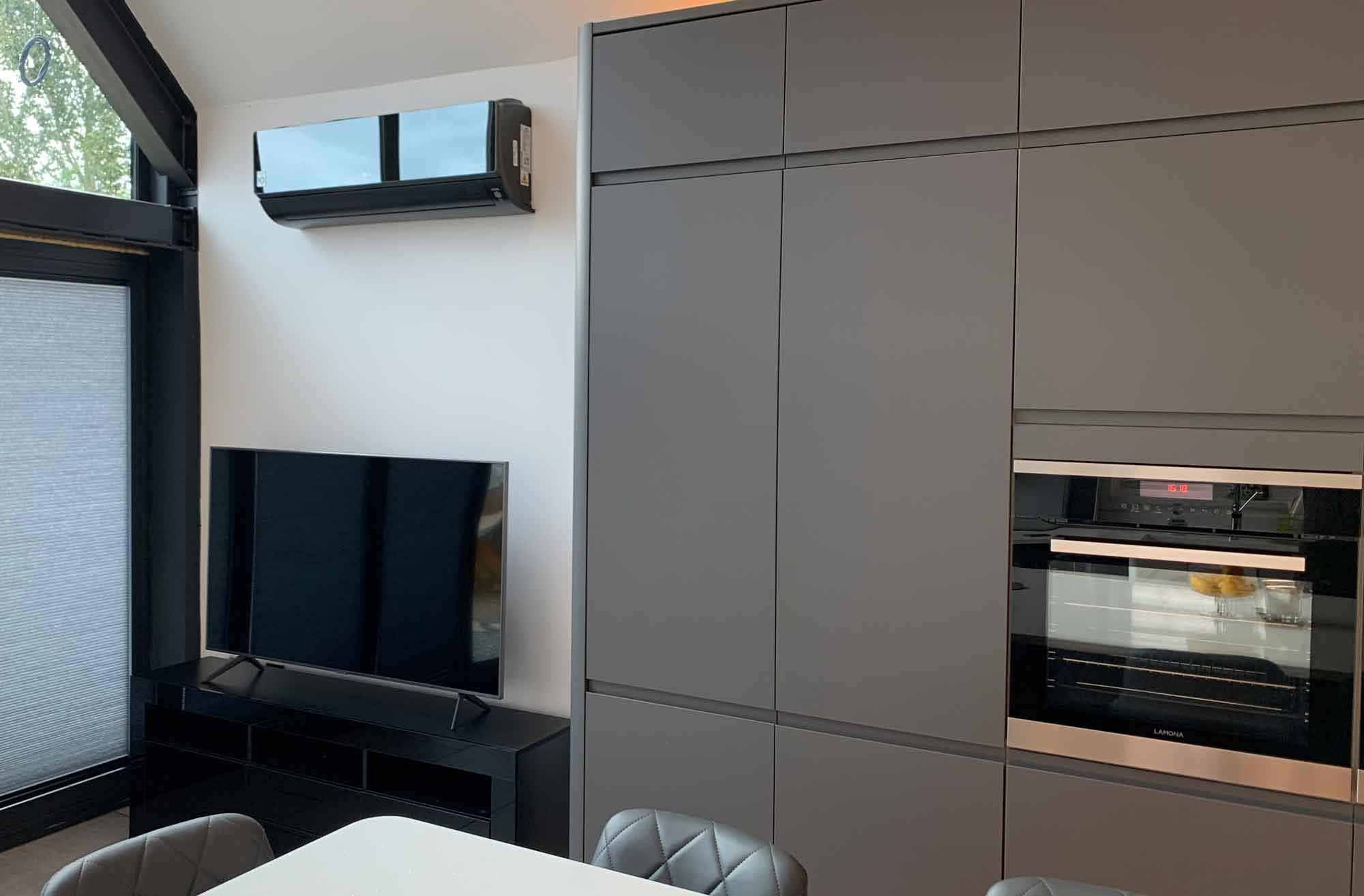 Sparta Mech air conditioning split system