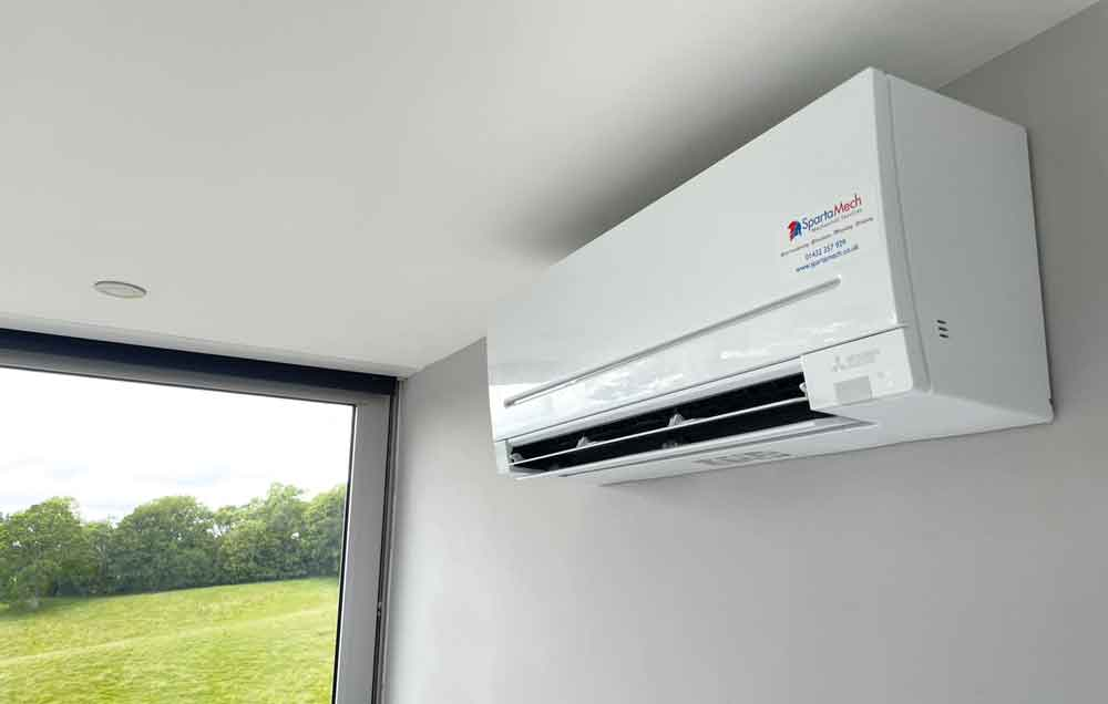 SpartaMech-high-wall-mounted-air-conditioner