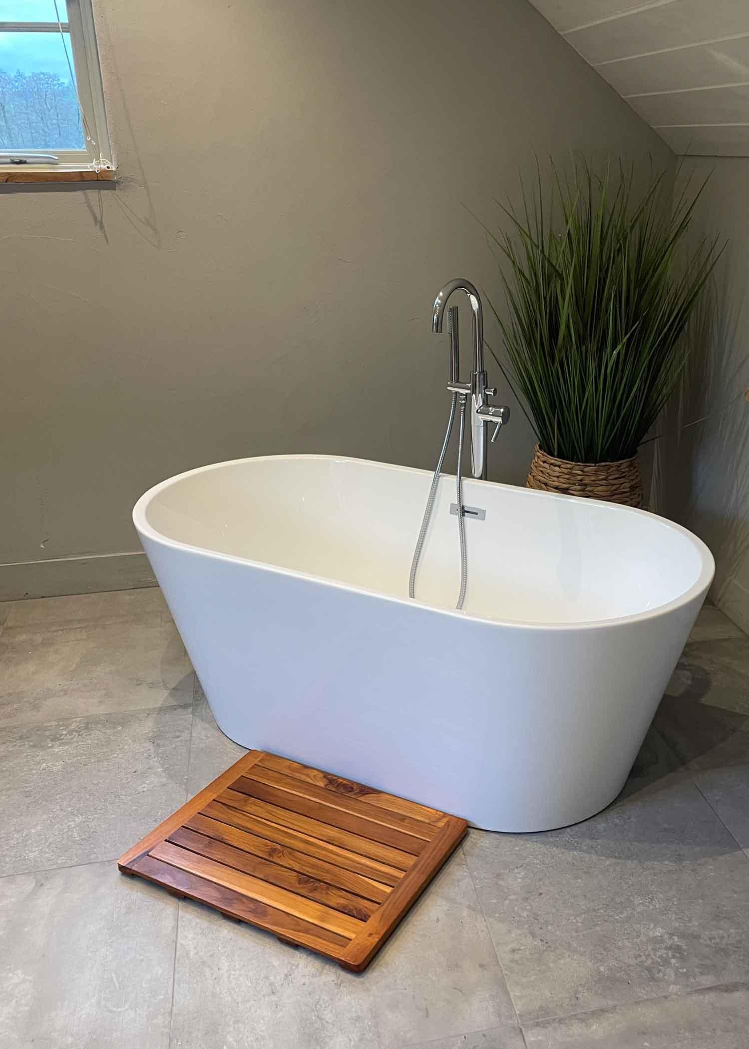 Sparta Mech plumbing - bath